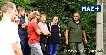 Pritzwalk:Landwirte aus Sachsen besuchen Pritzwalker Aufzuchtstation - Märkische Allgemeine Zeitung