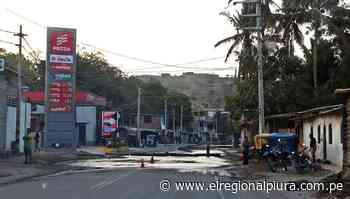 Sullana: restringen servicio de agua potable en Marcavelica, Salitral y Querecotillo - El Regional