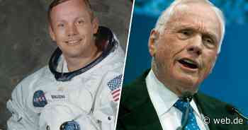 Neil Armstrong entging vor Apollo-11-Flug nur knapp dem Tod - WEB.DE News