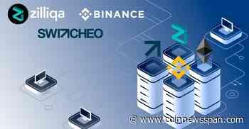 Binance USD (BUSD) stablecoin to launch on Zilliqa Network - CoinNewsSpan