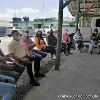UERS anuncia construcción de subestación en municipio de San José de Ocoa - El Nuevo Diario (República Dominicana)