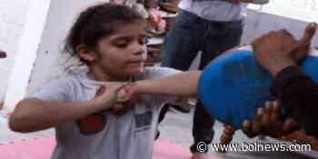 Fatima Naseem breaks Indian 'Martial Arts' record - BOL News