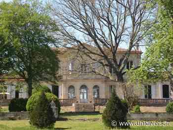Découverte d'une belle demeure néo-classique du XVIIIe siècle samedi 19 septembre 2020 - Unidivers