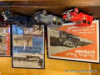 Exposition de voitures miniatures anciennes samedi 19 septembre 2020 - Unidivers