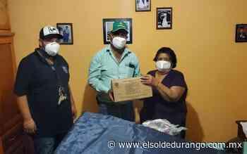 Atiende alcalde de Panuco de Coronado a personas afectadas por lluvias - El Sol de Durango