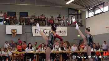 Sportaerobic – offene bayerische Meisterschaften in Pastetten: Im Spagat zum Edelmetall - Merkur.de