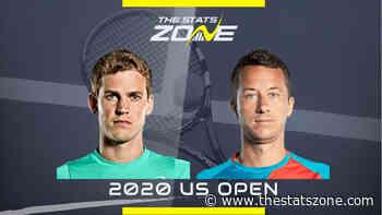 2020 US Open – Vasek Pospisil vs Philipp Kohlschreiber Preview & Prediction - The Stats Zone