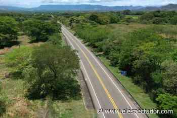 Reactivan obras de mejoramiento vial entre Ibagué y Armero - El Espectador