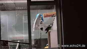 Brackenheim: Explosion - Polizei sucht den Geldautomat-Sprenger - echo24.de
