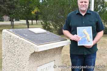 Author creates self-guided tour of former Caronport airbase - moosejawtoday.com