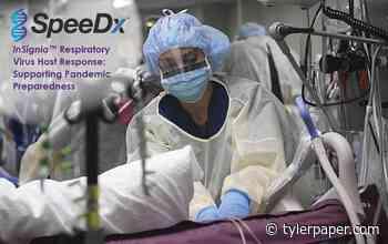 SpeeDx und das Nepean Hospital erhalten Finanzmittel der australischen Bundesregierung für einen Biomarkertest zur Erkennung von Virusinfektionen der Atemwege - Tyler Morning Telegraph