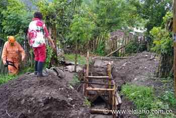 Fuertes lluvias causaron estragos en Guática - El Diario de Otún