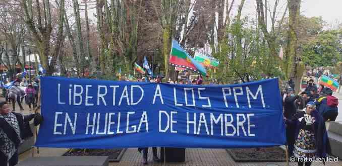 """Tras 123 días comuneros mapuche de Angol bajan huelga de hambre: """"No hubo negociación con el Gobierno"""" - Diario y Radio Uchile"""