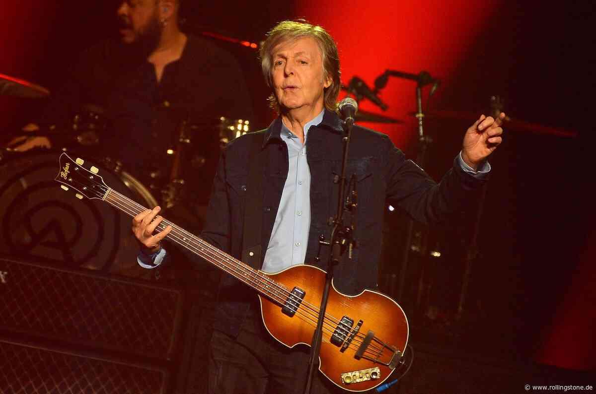 "Paul McCartney: Das bedeuten die ""Sun King""-Lyrics wirklich - Rolling Stone"