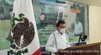 Alcalde de Muna ofrece su segundo informe de gobierno - El Diario de Yucatán