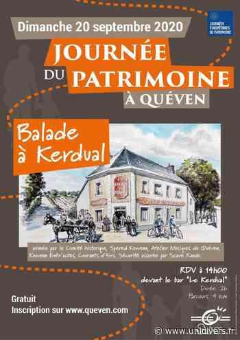 Balade contée à Kerdual dimanche 20 septembre 2020 - Unidivers