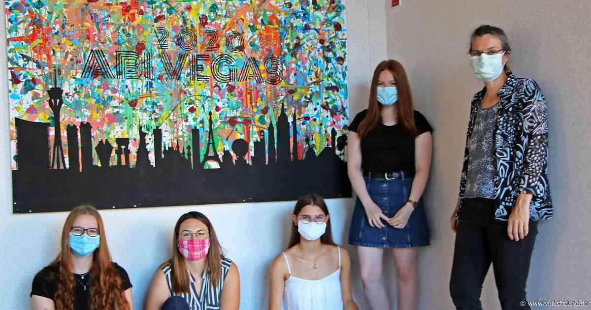 Abiturienten schaffen gemeinsames Kunstwerk in Morbach - Trierischer Volksfreund