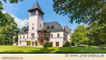 Kolbermoor: Schloss Pullach zum Verkauf - für gerade einmal 4,5 Millionen Euro - ovb-online.de