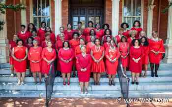 Union Co. alumnae chapter of Delta Sigma Theta named Chapter of the Year - WBTV