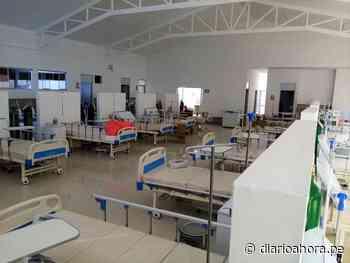 Tocache envía oxígeno al hospital de Juanjuí - diarioahora.pe