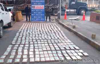 Incautan más de 440 kilogramos de clorhidrato de cocaína en Yotoco, Valle del Cauca - extra.com.co