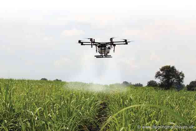 What Do Drone IP Rating Standards Mean for the Agricultural Sector?