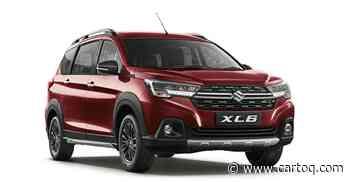 Maruti Suzuki NEXA car discounts for September 2020 - CarToq.com