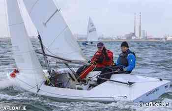 Mulvin & Beirne's 'Ignis Caput' Wins DBSC Flying Fifteen Race - Afloat