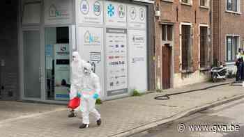 Marokkaans consulaat ontvangt verdachte poederbrief: acht me... (Hoboken) - Gazet van Antwerpen