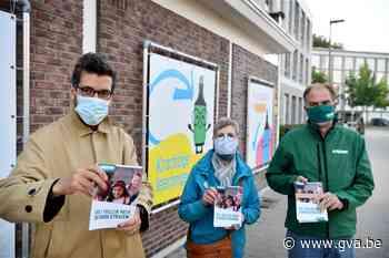 """Groen flyert aan basisscholen: """"Meer schoolstraten, graag"""" (Hoboken) - Gazet van Antwerpen"""