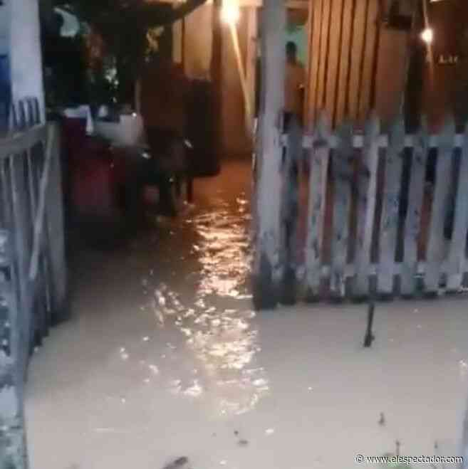 Declaran calamidad pública por temporada de lluvias en Cimitarra, Santander - El Espectador