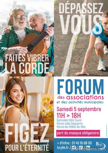 Forum des associations à Bry-sur-Marne - 94 Citoyens
