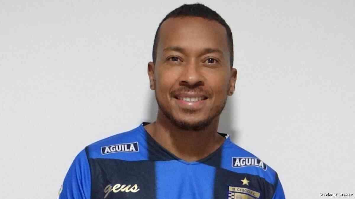 Víctor Giraldo, nuevo jugador de Boyacá Chicó - AS Colombia