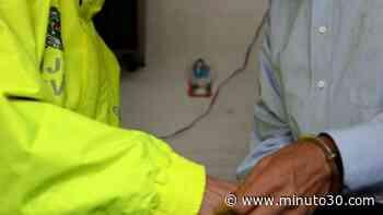 Sujeto de 83 años de edad que habría violado a un niño, fue capturado en Cocorná - Minuto30.com