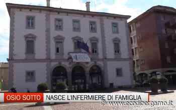Dopo il medico arriva l'infermiere di famiglia. Parte a Osio Sotto un progetto sociale unico - L'Eco di Bergamo