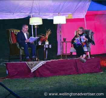 The Elora Community Theatre presented Love Letters - Wellington Advertiser
