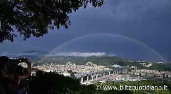 Genova, l'emozione di guidare sul ponte San Giorgio. Renzo Piano: cianin... - Blitz quotidiano
