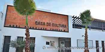 En Anenecuilco la Casa de Cultura reabre sus puertas - lajornadamorelos.com.mx