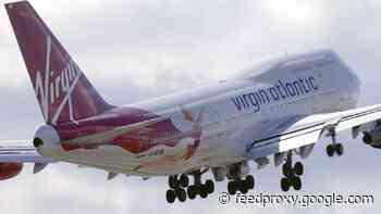 Virgin Atlantic closer to $1.6B rescue plan