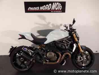 Ducati MONSTER 1200 S 2016 à 10999€ sur AULNAY SOUS BOIS - Occasion - Motoplanete