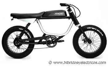 Anza, un ciclomotor eléctrico muy barato y a la vez muy útil en la ciudad - Híbridos y Eléctricos