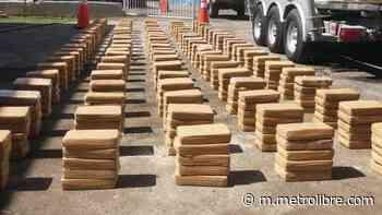 Decomisan paquetes de presunta droga en Punta Burica - Metro Libre