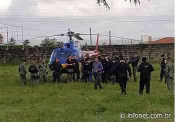 Seis pessoas são presas e três morrem em operação em Itabaianinha - Infonet