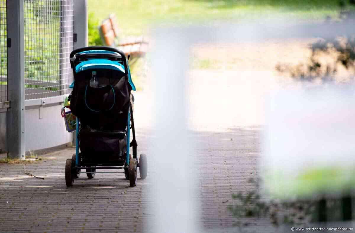 Bei Wanderung in Oberstaufen - Eltern heben Kinderwagen über Zaun – Mutter erleidet Stromschlag - Stuttgarter Nachrichten