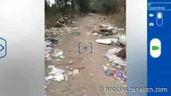 El Cazanoticias: cantidades de basuras en las calles de Chinú, Córdoba - Noticias RCN