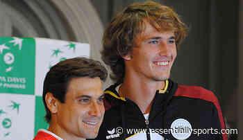 """Zverev Called Me Three Times"": David Ferrer Reveals the Real Reason to Coach Alexander Zverev - Essentially Sports"