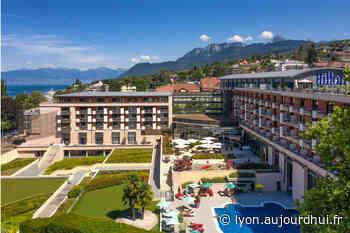 Réouverture du Hilton Evian-les-Bains - Hilton Evian-les-Bains , Evian-les-Bains, 74500 - Sortir à Lyon - Le Parisien Etudiant - Le Parisien Etudiant
