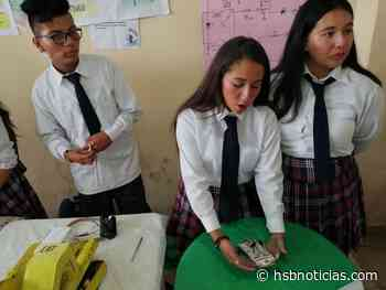 Colegio de Mallama celebró aniversario | HSB Noticias - hsbnoticias.com
