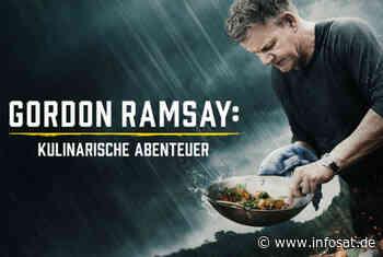 """National Geographic zeigt zweite Staffel von """"Gordon Ramsay: Kulinarische Abenteuer"""" - InfoDigital / INFOSAT"""