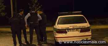 Disparos em Vila Nova da Telha depois de gato entrar em motor de carro - Notícias Maia
